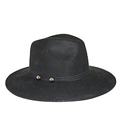 Nine West Felt Panama Hat
