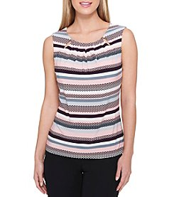Tommy Hilfiger® Bead Neck Top