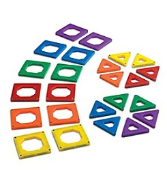 Discovery Kids 24-Piece Magnetic Creation Tile Set