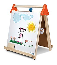 Discovery Kids Tabletop Wooden Easel