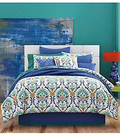 J by J Queen New York Panama Caribbean Bedding Collection