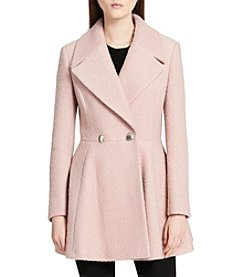 Calvin Klein Fit And Flare Peacoat