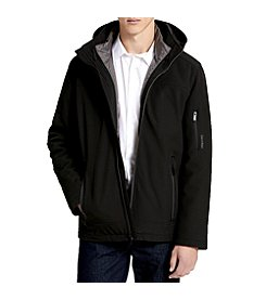 Calvin Klein Men's Big & Tall Softshell Systems Jacket