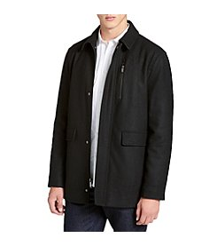 Calvin Klein Men's Big & Tall Trench Coat