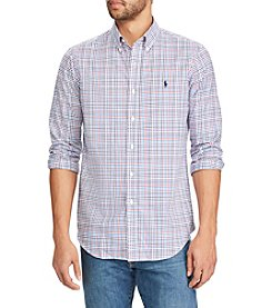 Polo Ralph Lauren® Men's Plaid Button Down