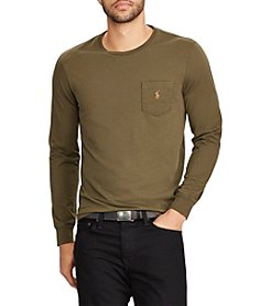 Polo Ralph Lauren® Men's Classic Fit Long Sleeve Tee