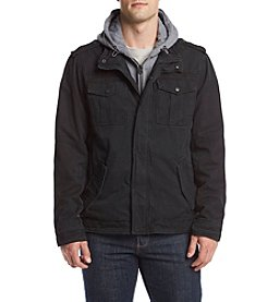 Levi's Men's Big & Tall Four-Pocket Trucker Jacket