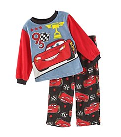 Cars Boys' 2T-4T 2 Piece Cars Pajamas Set