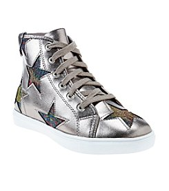 Steve Madden Girls' High Top Sneakers