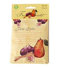 Fresh Scents Pear Spice Sachet