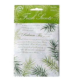 Fresh Scents Balsam Fir Sachet