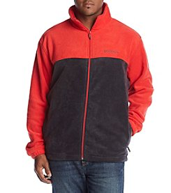 Columbia Men's Big & Tall Colorblock Fleece Jacket
