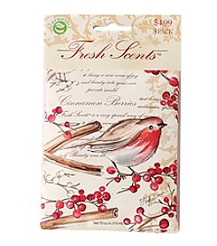 Fresh Scents Cinnamon Berries Sachet