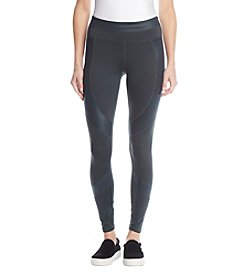 Calvin Klein Performance Matte And Shine Leggings