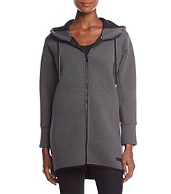Calvin Klein Performance Scuba Knit Hooded Walker Coat