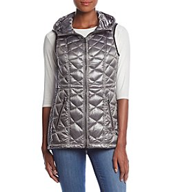 Calvin Klein Performance Smocked Down Vest