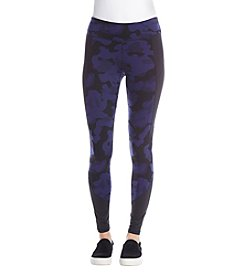 Calvin Klein Performance Jigsaw Print Blow Leggings