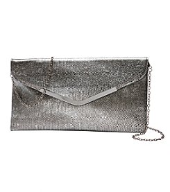 La Regale Snake Tex Clutch