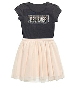 Jessica Simpson Girls' 7-16 Believer Dress