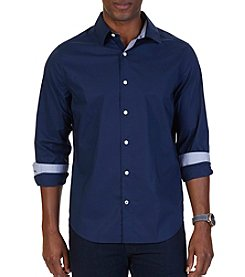 Nautica® Men's Long Sleeve Button Down Shirt