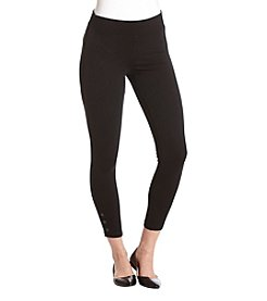One 5 One® Pullon Ankle Ponte Pant