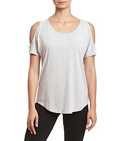 Warrior by Danica Patrick™ Cold Shoulder Top