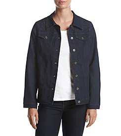 Alfred Dunner® Denim Jacket
