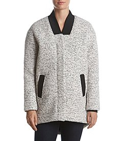 GUESS Boucle Stretch Coat