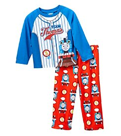 Thomas & Friends Boys' 2T-4T Thomas® Baseball Pajamas