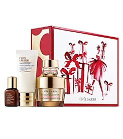 Estee Lauder Revitalize and Glow 4 Piece Gift Set