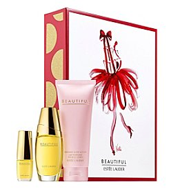 Estee Lauder Beautiful To Go 3 Piece Gift Set