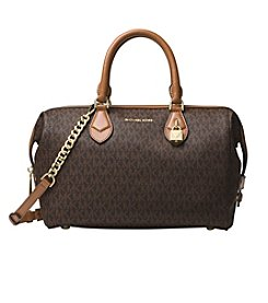MICHAEL Michael Kors Large Logo Convertible Satchel