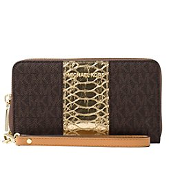 MICHAEL Michael Kors Large Flat Multifunction Phone Case Wristlet
