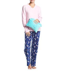 Zoe&Bella @BT 3 Piece Pajama and Bag Set