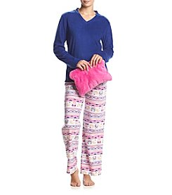 Zoe & Bella @BT 3 Piece Pajama and Bag Set
