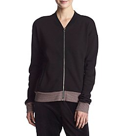 Juicy Couture Logo Zip Up Jacket