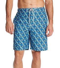 Paradise Collection Men's Palm Trees Swim Trunks