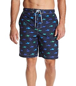 Paradise Collection Men's Sharks Swim Trunks