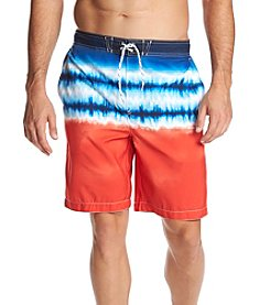 Paradise Collection Men's Tie Dye Swim Trunks