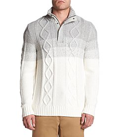 Nautica Men's Diamond Knit Sweater