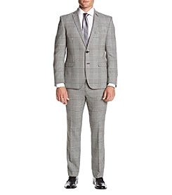 Nick Graham Men's Plaid Suit