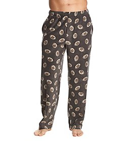 John Bartlett Consensus Men's Football Print Microfleece Sleep Pants