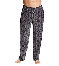 John Bartlett Statements Men's Microfleece Tribal Print Lounge Pants