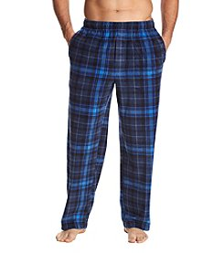John Bartlett Statements Men's Microfleece Plaid Lounge Pants