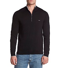 Michael Kors Men's Tipped Pullover Sweater