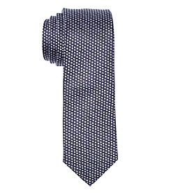Nick Graham Men's Micro-Dot Silk Tie