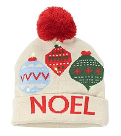 Collection 18 Light Up Ornament Beanie