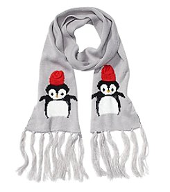 Collection 18 Chilly Penguin Muffler Scarf