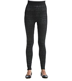 Relativity Embossed Leggings