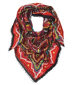 Collection 18 Paisley Dreams Square Scarf